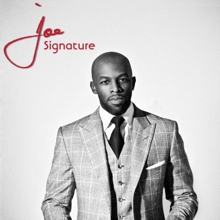 JOE  - SIGNATURE - ALBUM COVER