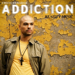 CHICO - ADDICTION - ALBUM COVER